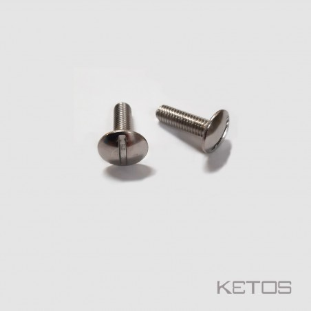 Screw for footstrap on Ketos board
