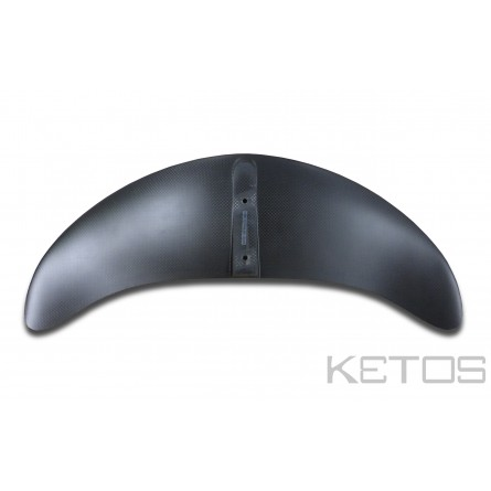 front wing wave XL top green in option